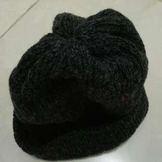 Kupluk / Kupluk Wool / Kupluk Rajut / Banie Hat / Warm Hat / Winter Hat / Spring Hat