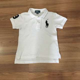 Authentic Ralph Lauren Big Pony Shirt