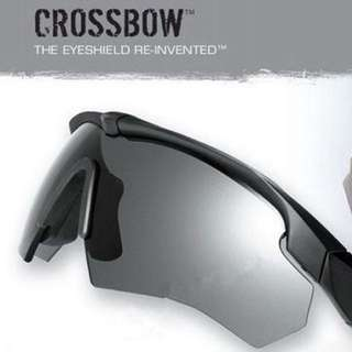 CROSSBOW ESS 3 Lens Eyewear