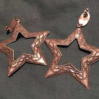 Vintage Star Dangling