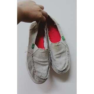 (降)sanuk 懶人鞋