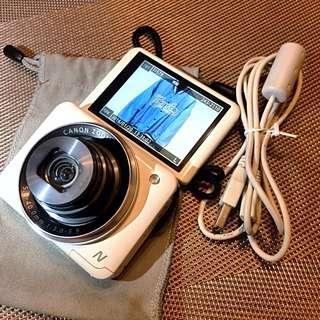 Canon n2 美顏微單眼粉餅機