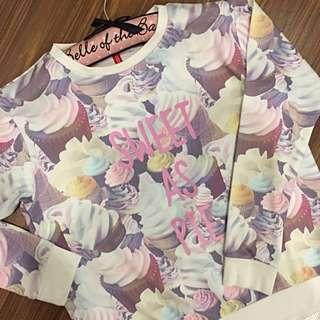 H&M Sweet Pastel Sweater