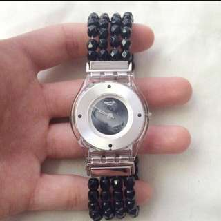 Limited Edition Swatch Jim Othoniel Collection Watch