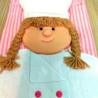 廚師造型圍裙(含運)
