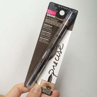 Maybelline Brow Precise Pencil In Soft Brown