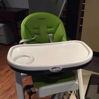 Peg-Perego high chair