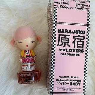 Harajuku Fragrance Baby