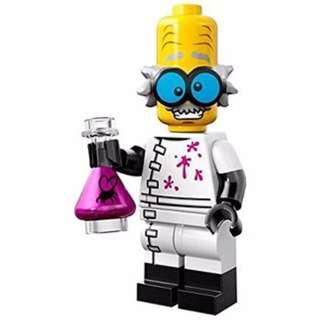 Mad Scientist - LEGO Series 14