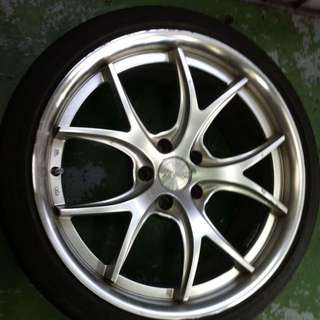 19 Inch For Lexus Is250