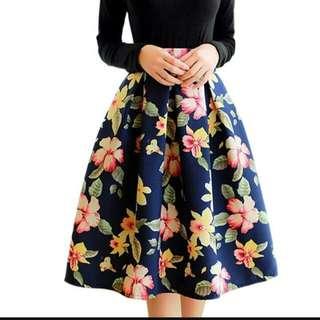 WTB Midi Skirt