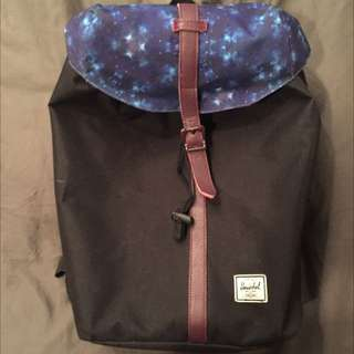 Herschel Post Backpack (Galaxy Edition)