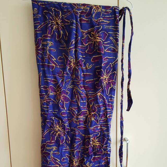 泰國紗籠一片裙