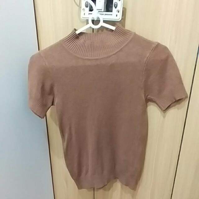 #降價#針織短上衣