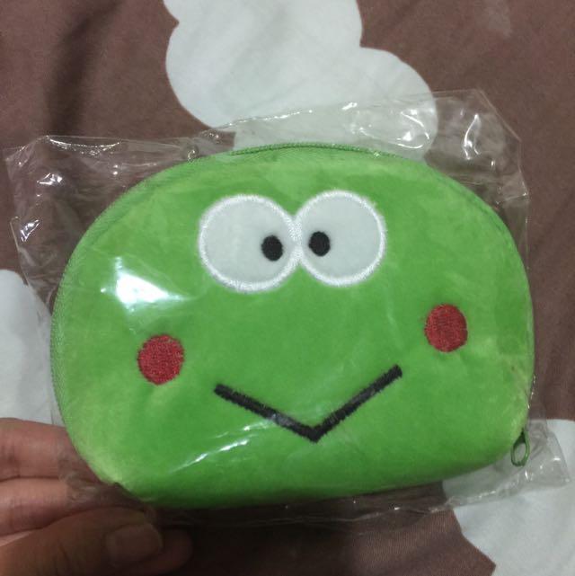 小青蛙零錢包
