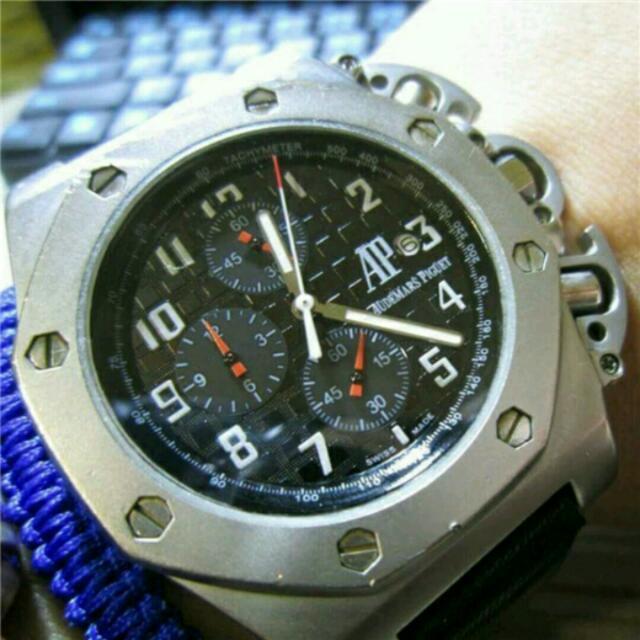AP T3三眼錶 特價中