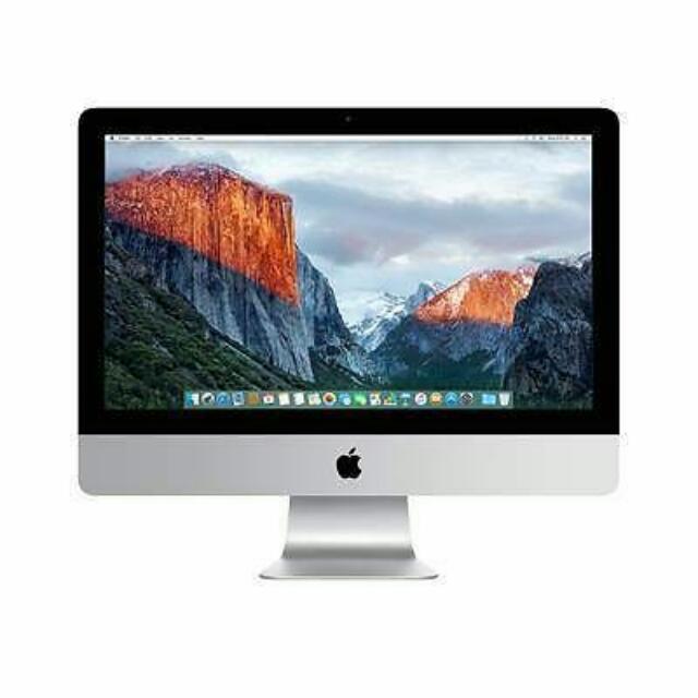 "Apple iMac 21.5"" 1.6GHZ *PRICE DROP*"