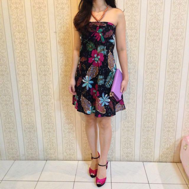 Balihai Dress