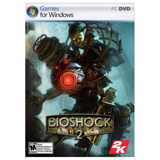 BioShock 2 Remastered PC Games || 4 DVD