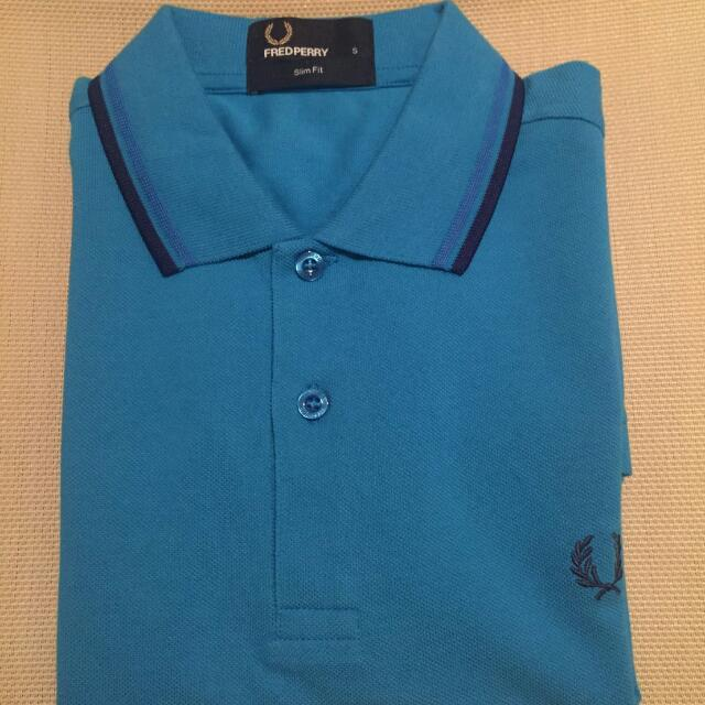 Brand New Fred Perry Polo Without Tag