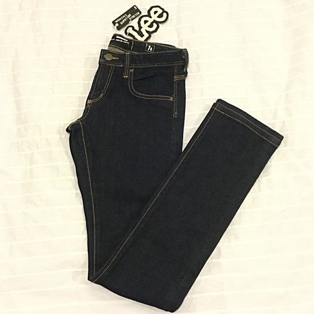 Brand New Lee Supatube Jeans Size 7