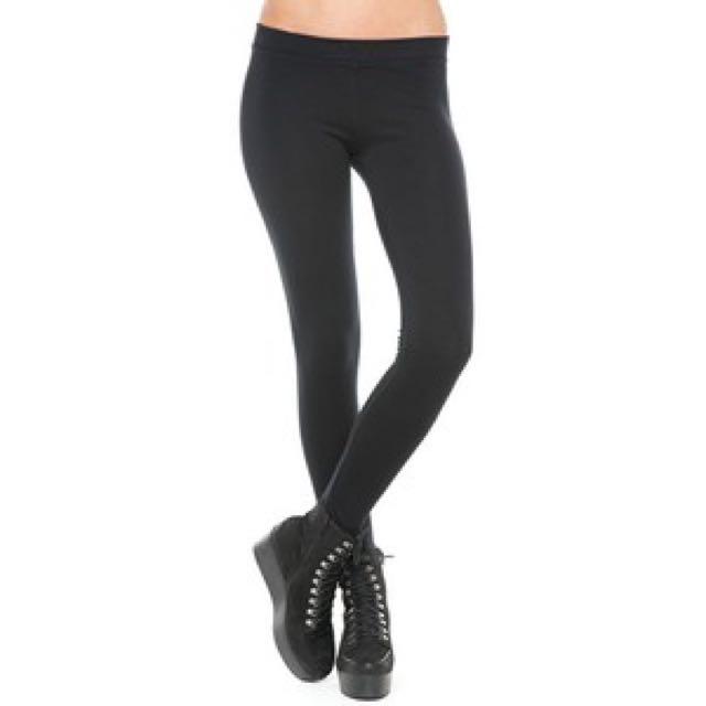 Brandy Melville black leggings