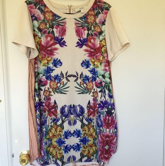 Cameo Botanic Dress Size 12