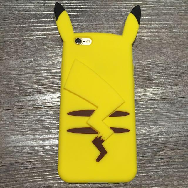 Case Casing Pokemon Iphone 6 / 6s