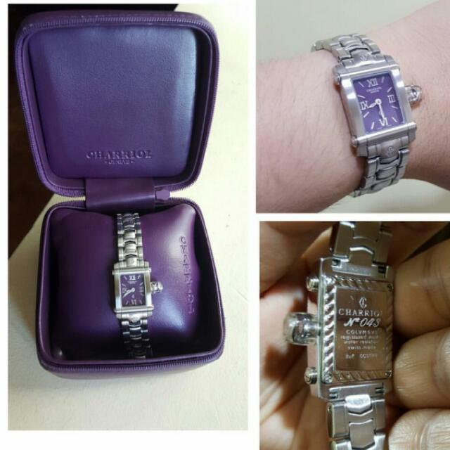 Charriol Ladies Watch