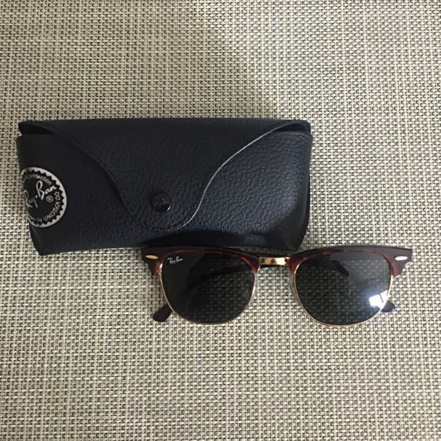Clubmaster Rayban Sunglasses (authentic)