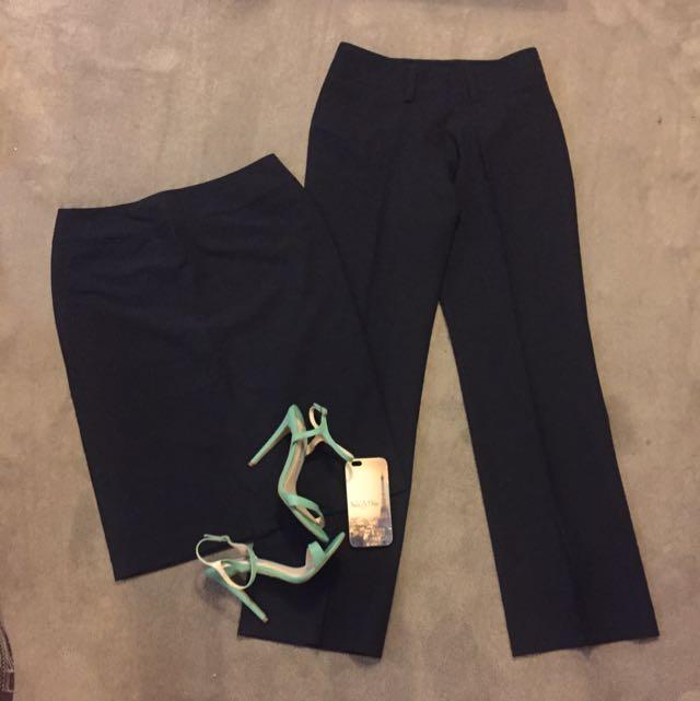 Corporate Skirt & Pants