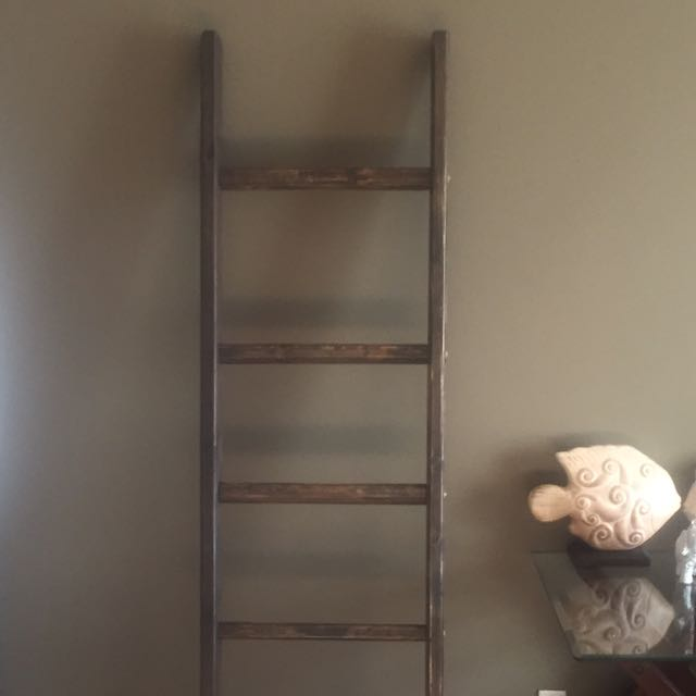 CUSTOM BLANKET LADDER #3