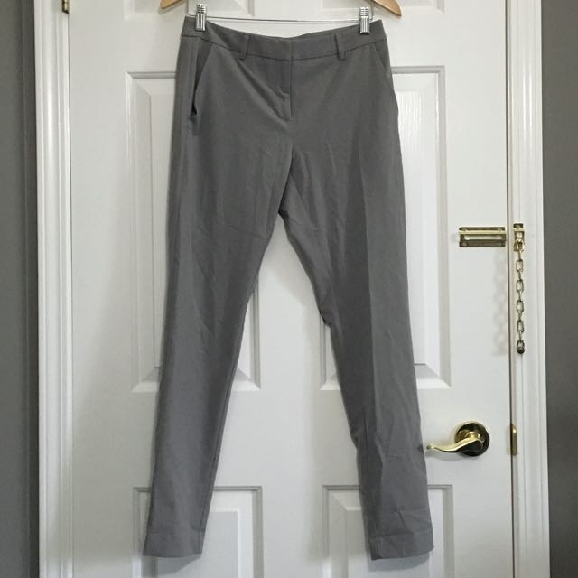 Forever21 Gray Trousers