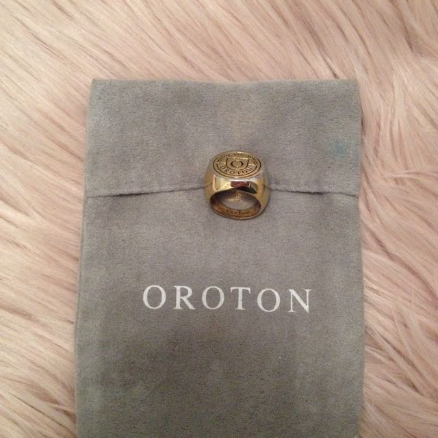 Genuine Oroton Ring