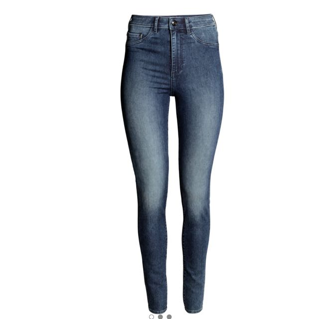 H&M Super Skinny High Jegging