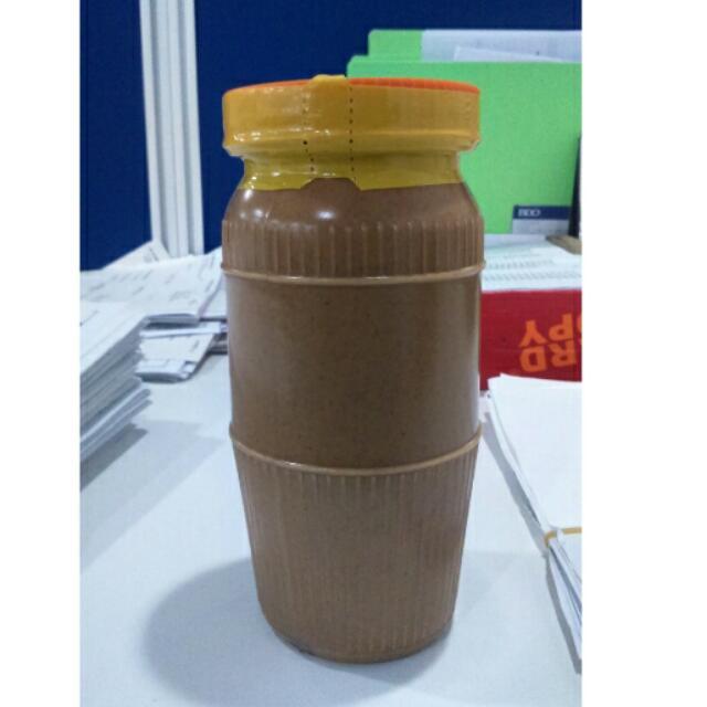 Home-made Peanut Butter