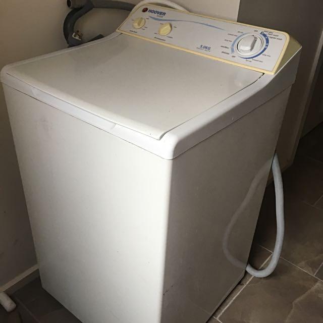 Hoover 500mb 5kg Heavy Duty Washing Machine