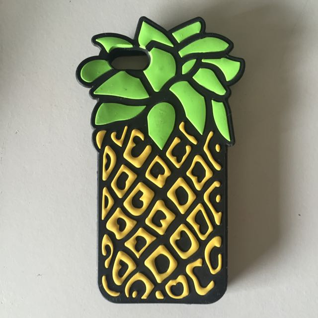 iPhone 5 Pineapple Case
