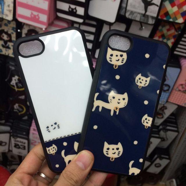 【無殼蝸牛】iphone 7 7 PLUS iphone手機殼 可愛 貓咪