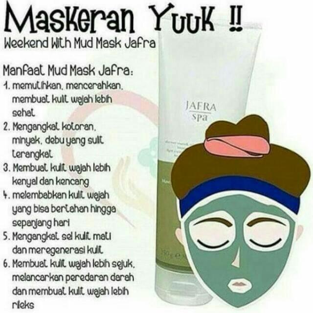 Jafra Mad Mask (Masker)