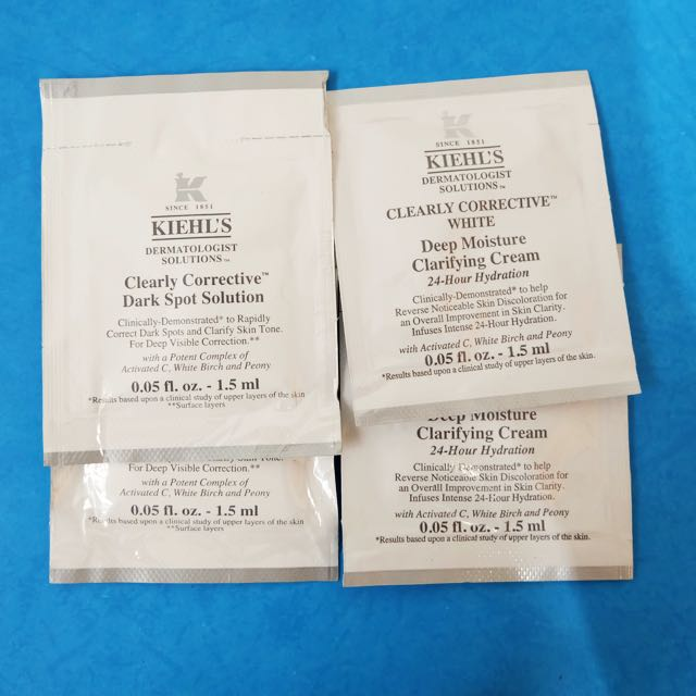 Kiehl's Clearly Corrective (Sample)
