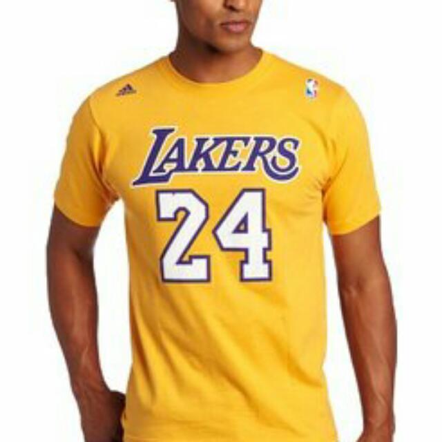Kobe Bryant 短t