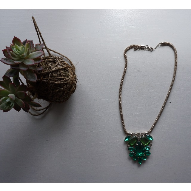 Lovisa Green Jewel Necklace