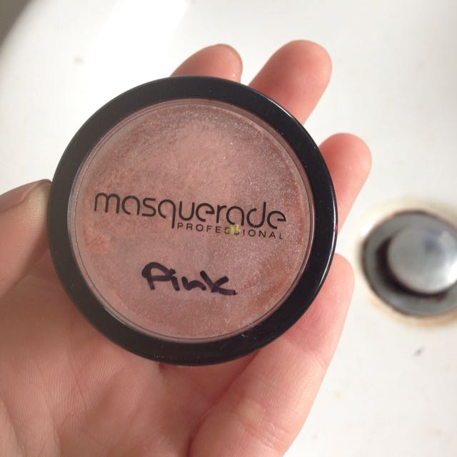 "Masquerade Diamond Dust in ""Pink"""
