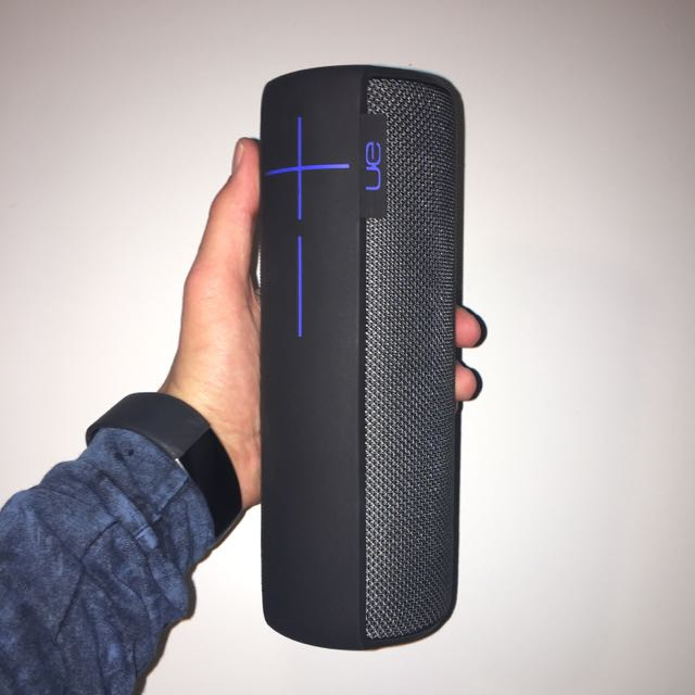 New: UE MegaBoom Bluetooth Waterproof Speaker