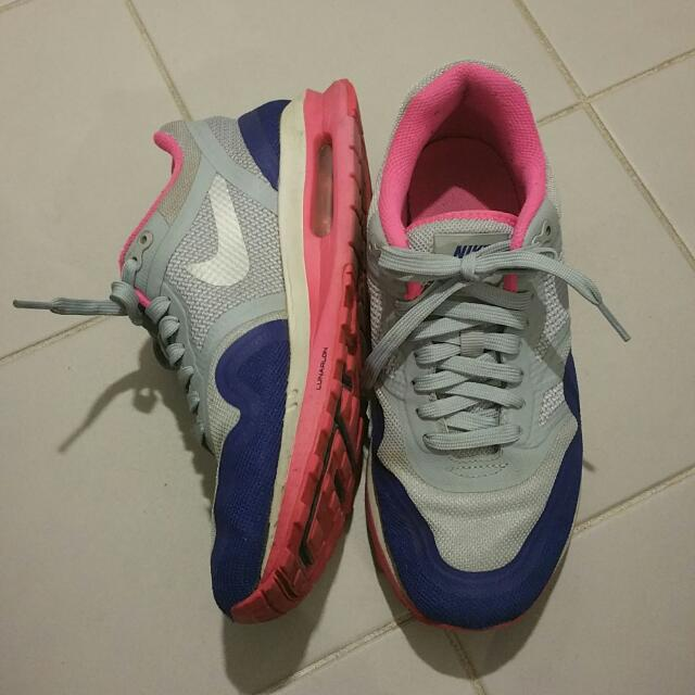 Nike Air Lunar Force 1 Light Grey Trainers
