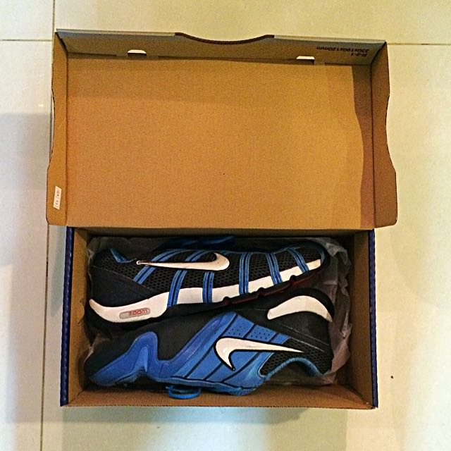 dcbce71e6118 Nike Air Zoom Elite Fencing Shoes (Blue)