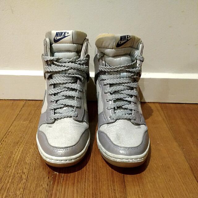 Nike Hi Wedge Women's Size 7.5