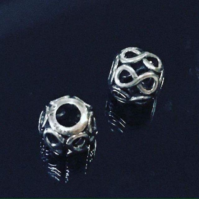 Pandora Infinity Charm
