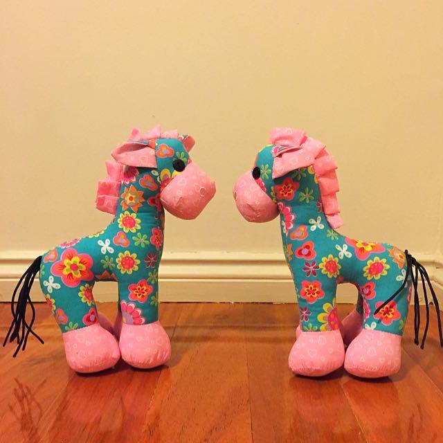 Plush / Soft Toy Horse